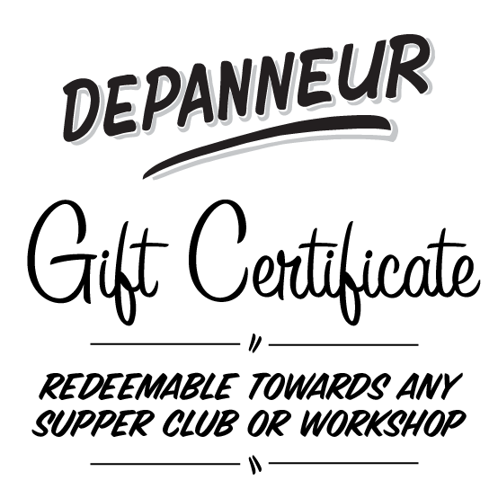 Dep Gift Certificates!