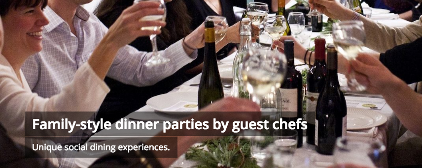 SUPPER CLUBS: Unique Social Dining Experiences