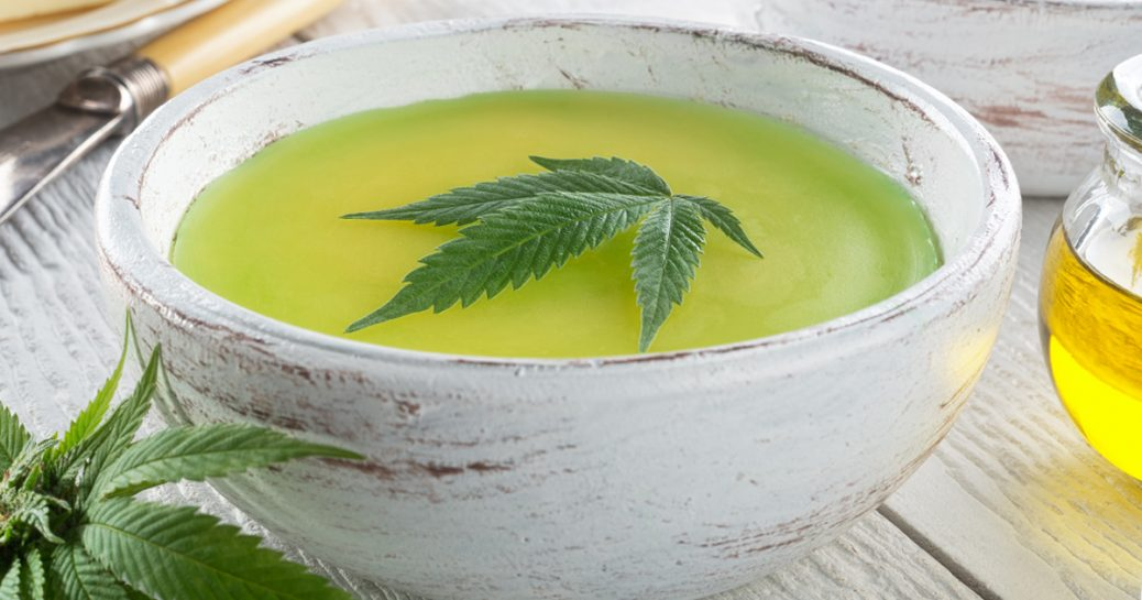 Image of Cannabis Cannabutter